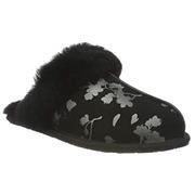 UGG Scuffette II Scuffette II - Floral Foil Black