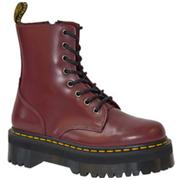 Dr Martens Jadon Cherry Red