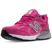 New Balance 990v4 Komen Pink/Silver