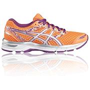 Womens Asics Gel Excite Gel Excite 4 - Flash Coral/Silver/Orchid