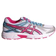Womens Asics Gel Patriot Patriot 7 - White/Hot Pink/Soft Blue