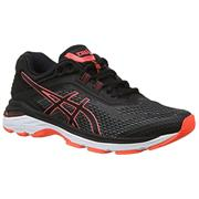 Womens Asics GT 2000 GT-2000 6 (Black/Flash Coral)