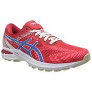 Womens Asics GT 2000 GT-2000 8 (Classic Red/Electric Blue)